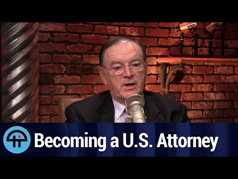 The U.S. Attorney Appointment Process