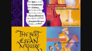 Sean McGuire - 1 Hour Irish Fiddle Music - Roger Sherlock On Flute/Josephine Keegan On Piano