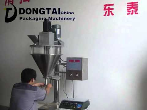 where to buy manual powder dispenser ? china ZX-F semi-auto powder filling machine/ auger filler