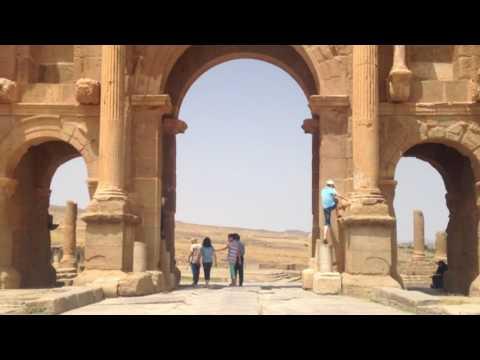 Mon incroyable Voyage à Batna (Algérie) 2016 (باتنة (الجزائر