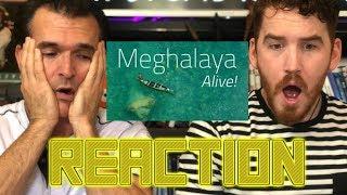 Meghalaya Alive American Reaction
