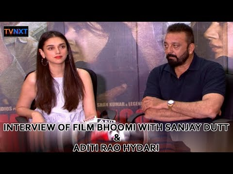 Interview Of Film Bhoomi With Sanjay Dutt...
