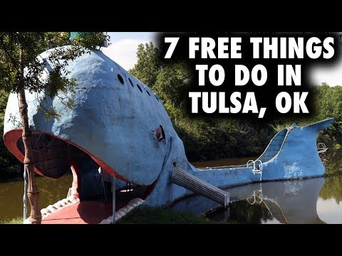 7 FREE things to do in Tulsa Oklahoma