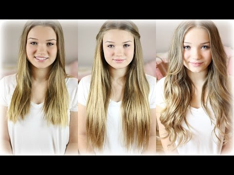 extensions---haare-verstecken,-frisuren-&-how-to-|-locahair