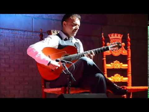 Jeronimo Maya Grandisimo en el Festival Arte flamenco Estella Lizarra 2015