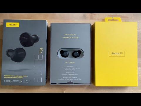 Jabra Elite 75T True Wireless Earbuds Blogger Review