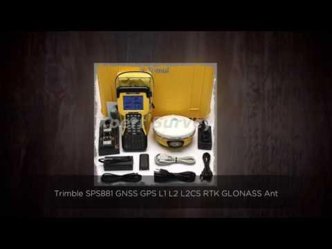 Trimble SPS881 GNSS GPS L1 L2 L2CS RTK GLONASS Antenna W/ TS