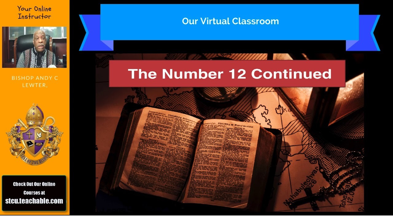 Five Minute Bible Study: The Meaning of Numbers 11, 12, 20