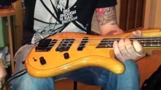 TURBO BASS odc. 47 - Recenzja basówki Ibanez Destroyer 5 string