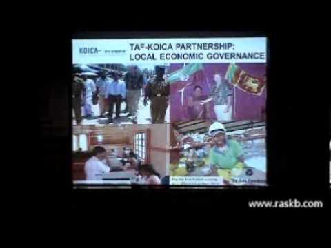 Korean Overseas Development Assistance -- Royal Asiatic Society Korea Lecture