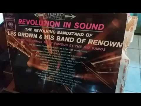 Les Brown And His Band '' Tea For Two Cha Cha '' ( Tommy Dorsey's ) @ 1961