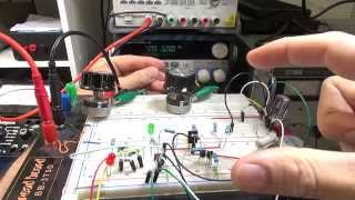 Diy Bench Power Supply #7 - Circuit Design And Operation - Pt3
