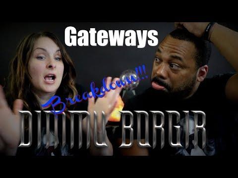 Christian Reaction Dimmu Borgir Gateway (Live)!! 🇳🇴