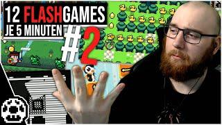 Ich habe 12 Fląsh Games für je 5 Minuten gespielt #2