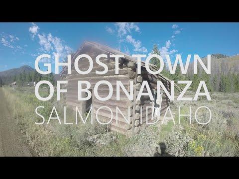 Ghost Town of Bonanza