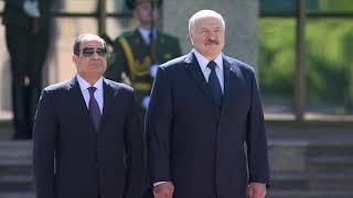 أخبار اليوم   زيارة الرئيس السيسي إلى بيلاروسيا