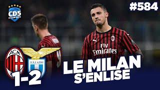 AC Milan vs Lazio (1-2) / Saint-Etienne vs Monaco (1-0) - Débriefs / Replay #584 - #CD5