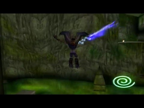"Soul Reaver (Dreamcast) - Walkthrough: ""Tomb of the Sarafan"""