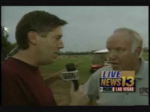 Ron Futrell interviews John Robinson 1996