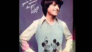 Watch Donny Osmond Why video