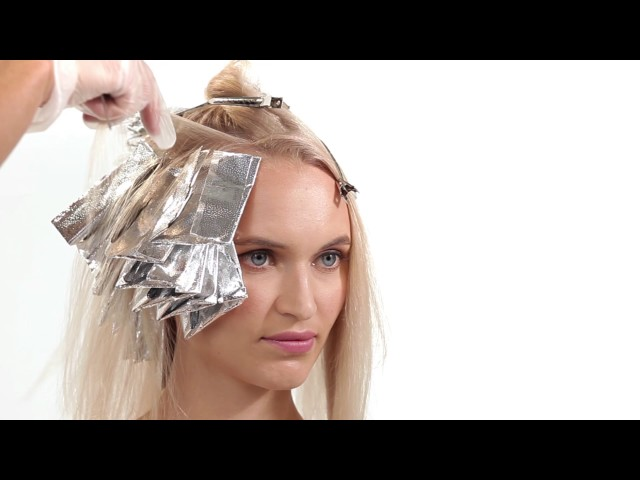 Power Platinum Blonde Tutorial