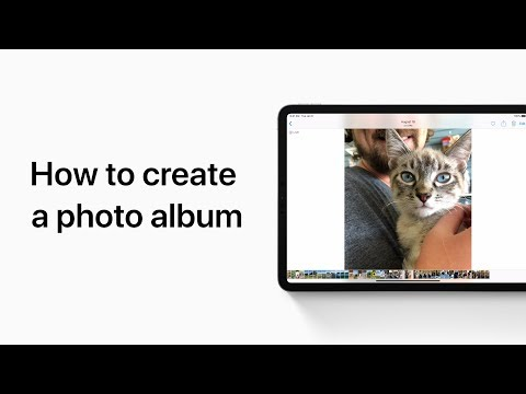 How To Create A Photo Album On Your IPad — Apple Support