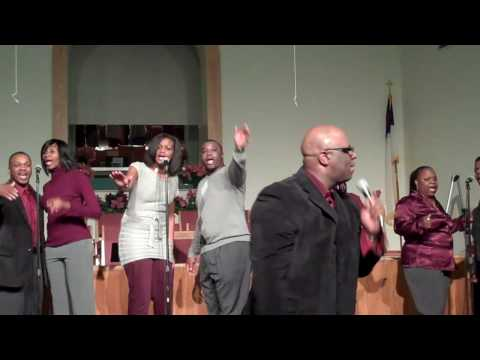 James Willis & NuPraze - A Christmas Celebration - Featuring James Willis singing 'Come Unto Me'