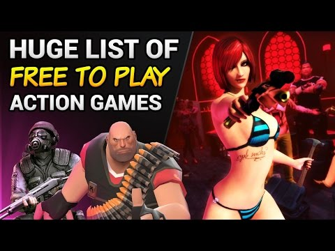 Huge List of FREE Multiplayer Action PC Games [2005-2013] from YouTube · Duration:  33 minutes 8 seconds