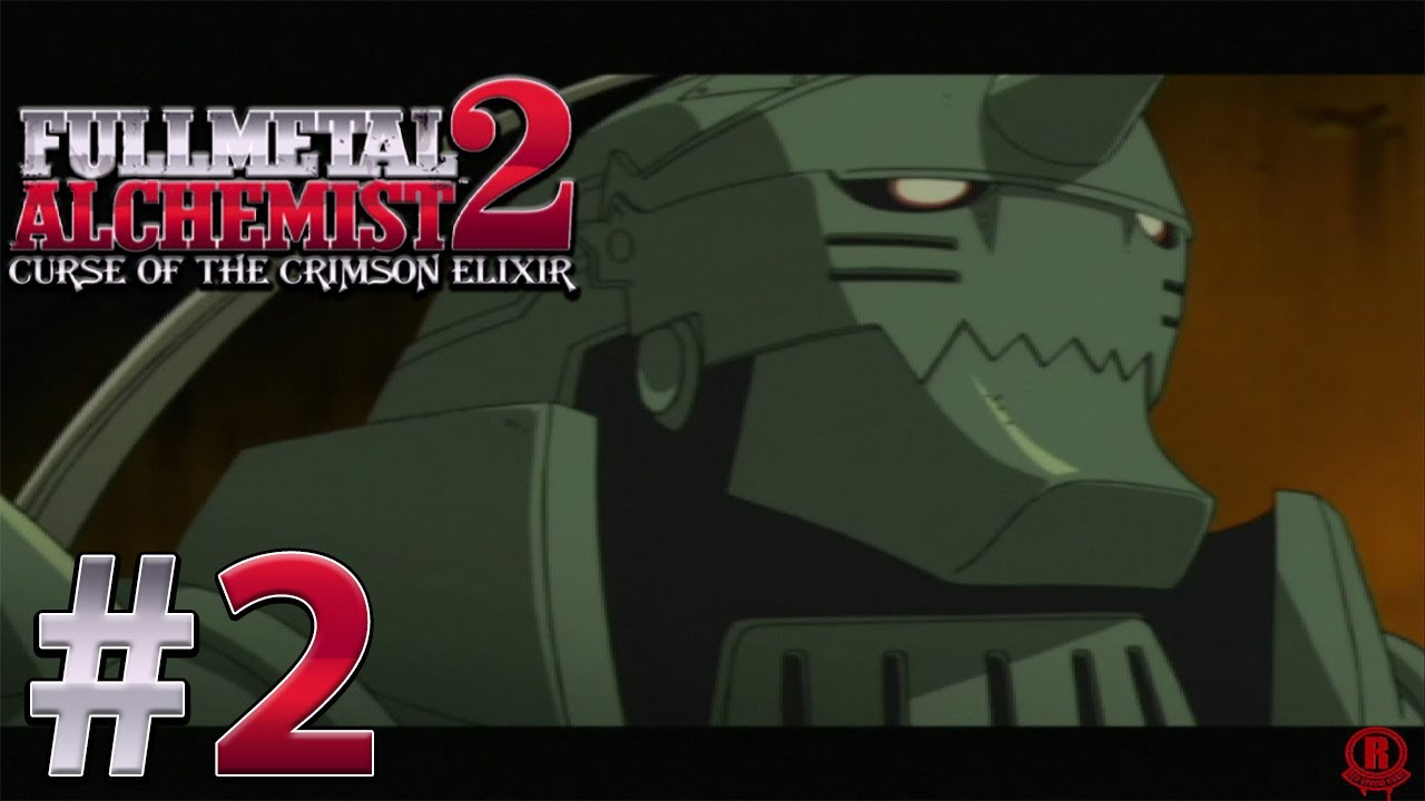 Fullmetal Alchemist 2: Curse of the Crimson Elixir - Gameplay Walkthrough Part 2 [1080p 60fps ...