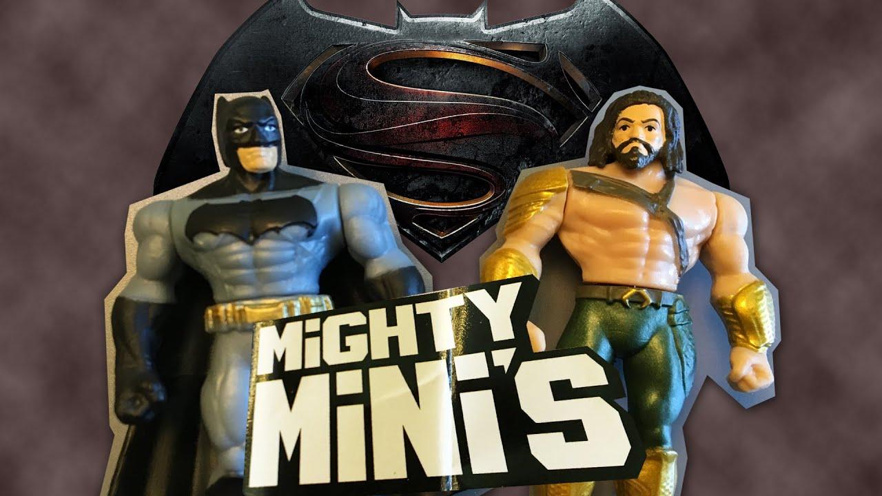 Batman V Superman Series 2 Mighty Mini/'s Action Figure Blind Packs