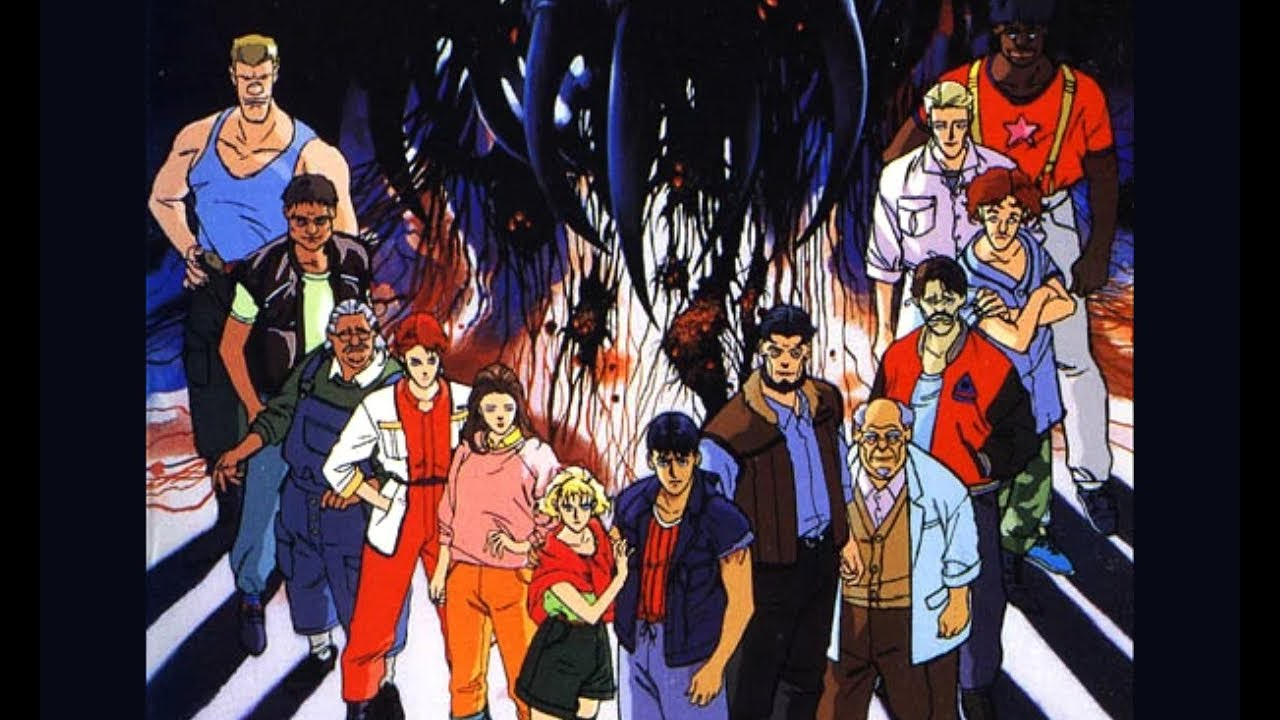 Download Lily C.A.T. (1987) - Alien inspired cult-classic anime with shape-shifting extraterrestrial menace