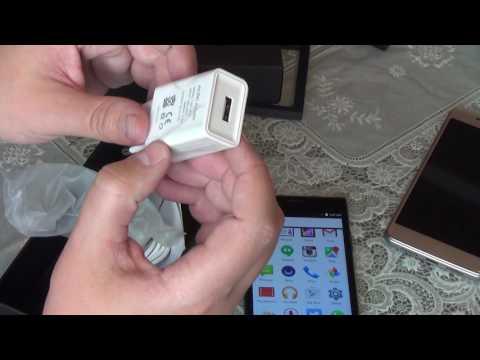 видео: Посылка из Китая с телефоном maze blade