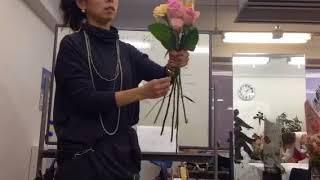 オールイングリッシュ花束レッスン4 thumbnail