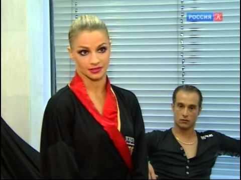 Yulia Zagoruychenko Interview at Kremlin Palace 2013