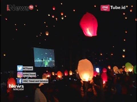 Romantis, Dieng Culture Festival 2017 Menghadirkan Musik Jazz & Lampion - iNews Malam 30/08