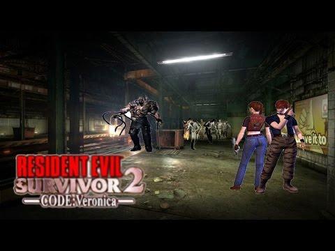 Resident Evil Survivor 2 | Nemesis!!!