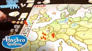 How to Play 'Risk Europe' - Hasbro Gaming