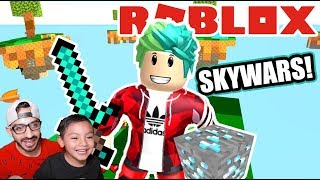 The Strongest of Skywars Survival in Roblox Roblox Karim Games Play