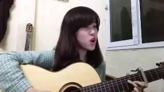 Nữ sinh cover Không phải dạng vừa đâu guitar