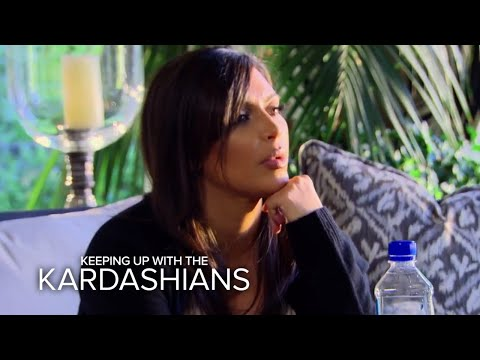 KUWTK | Khloé Feels Pressure From Kim to Adopt | E!