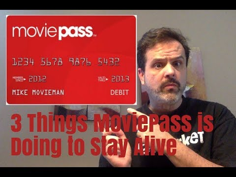 3 Things MoviePass is Doing to Stay Alive - Vudu, Laruel Road, and EFO Films
