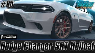 Need For Speed No Limits: Dodge Charger SRT Hellcat | Proving Grounds (Day 5 - Finals)