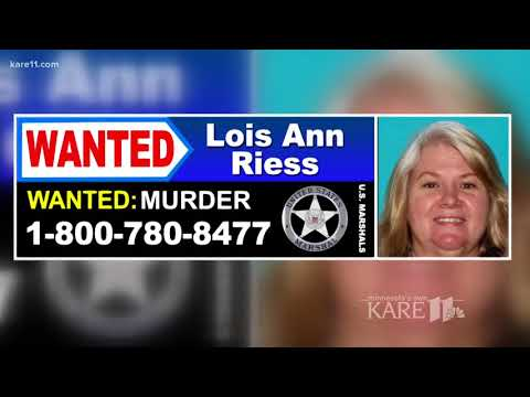 Surveillance video helps authorities find woman wanted in Fla., Minn. killings