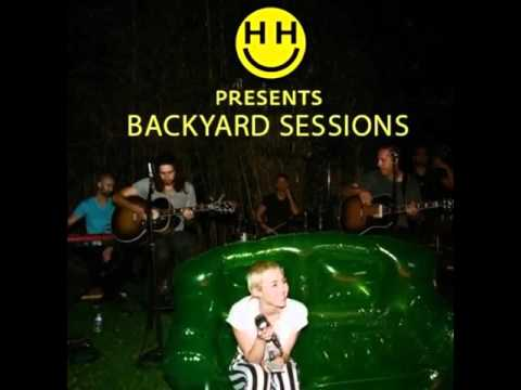 Miley Cyrus feat Ariana Grande Don't Dream It's Over The Backyard Sessions 2015 Audio