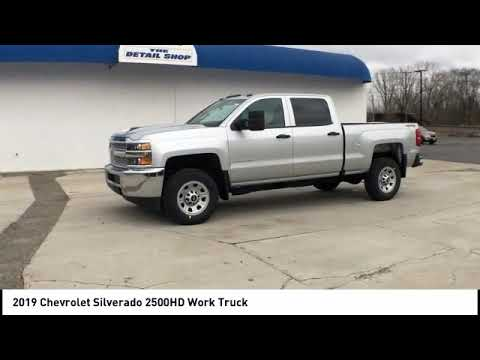 2019 Chevrolet Silverado 2500HD Findlay OH T19353