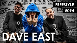 Dave East Freestyles over Old Dirty Bastard's 'Brooklyn Zoo'