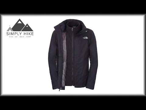 The North Face Men's Evolution II Triclimate Jacket Review