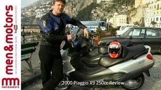 2000 Piaggio X9 250cc Review