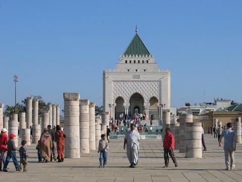 4 Viaggio in Marocco Rabat Morocco travel guide video di Marco Pistolozzi con Avventure nel Mondo