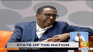 Ahmednassir: Uhuru is the most powerful president Kenya had | JKL  [Part 2]